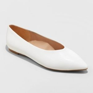 A New Day Camille High Vamp Flats